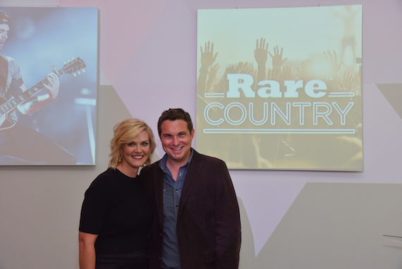 Pictured (L-R): Laurissa Phillips (Chief Creative Officer and General Manager) and Hunter Kelly (Senior Correspondent)