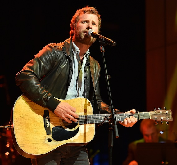 Dierks Bentley (Photo by John Shearer/Getty Images for CMHOF)