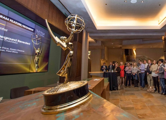 Midsouth Regional Emmy nominees