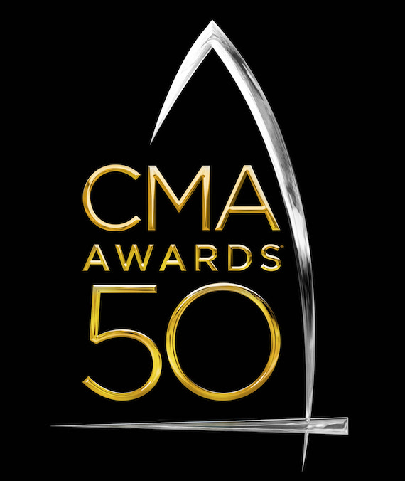 CMA Awards 50 Logo