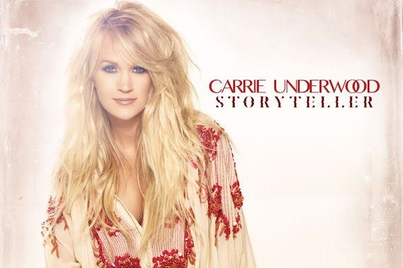 Carrie Underwood featured size
