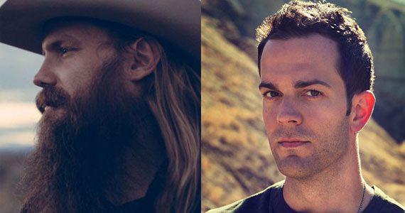 Pictured (L-R): Chris Stapleton, Ryan Kinder