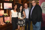 Kacey Musgraves LaunchesLucchese Boot Line in Nashville