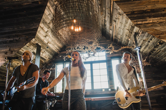 The Band Perry. Photo: PHOCO/Live In The Vineyard