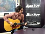 MusicRowPics: Songwriter Steve Moakler Previews Solo Project