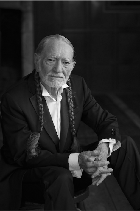 Willie Nelson Photo: Danny Clinch