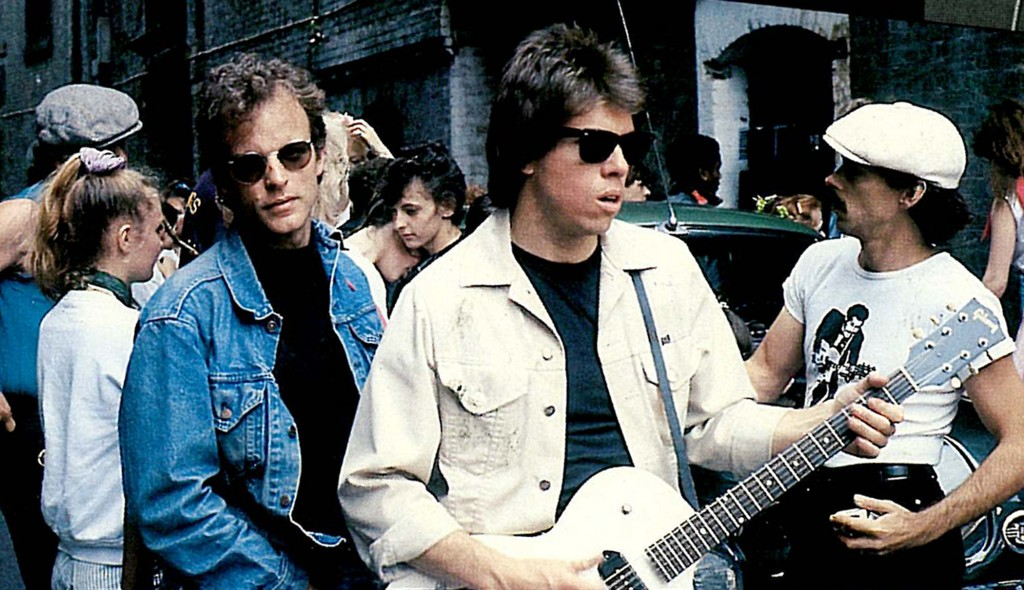 Bill Nowlin and George Thorogood