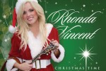 DISClaimer: Rhonda Vincent Tops Holiday Music Releases