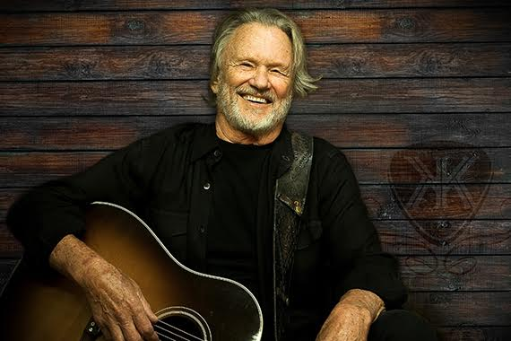 Kris Kristofferson. Photo: Marina Chavez