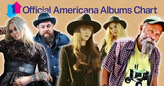 Americana Official Chart