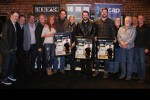 Industry Members Celebrate Chris Young's Latest Chart-topper