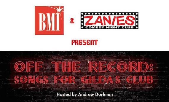 Gildas Club Off The Record