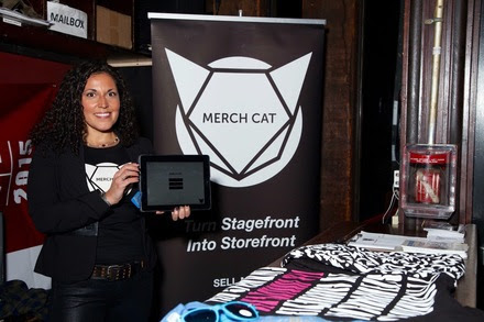 Merch Cat founder Melissa Ferrer.