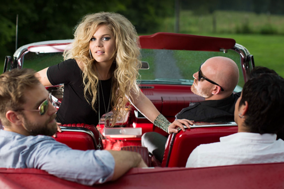 Natalie Stovall and the Drive