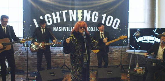 Wynonna and the Big Noise. Photo: The Collective