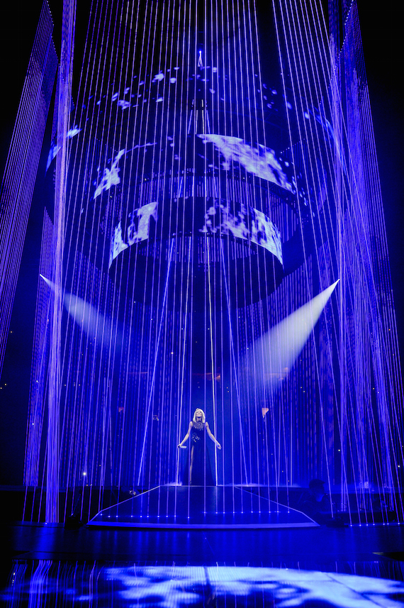 """Carrie Underwood closes the show with """"Something In The Water."""""""