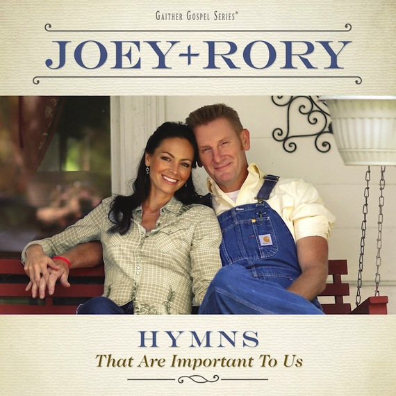 Joey and Rory 570 Hymns