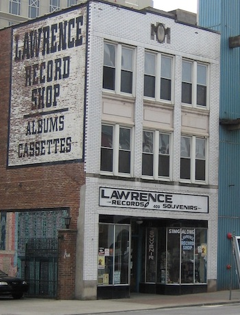 Lawrence-Record-Shop
