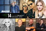 MusicRow Reveals 14th Annual MusicRow CountryBreakout Awards Winners