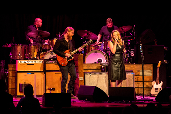 Tedeschi Trucks Band. Photo: Chad Crawford, chadcrawfordphotography.com