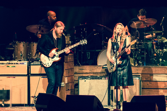 Tedeschi Trucks Band. Photo: chadcrawfordphotography.com