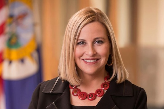 Nashville Mayor Megan Barry