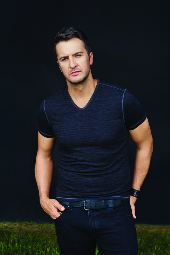 Luke Bryan Photo Credit: Jim Wright