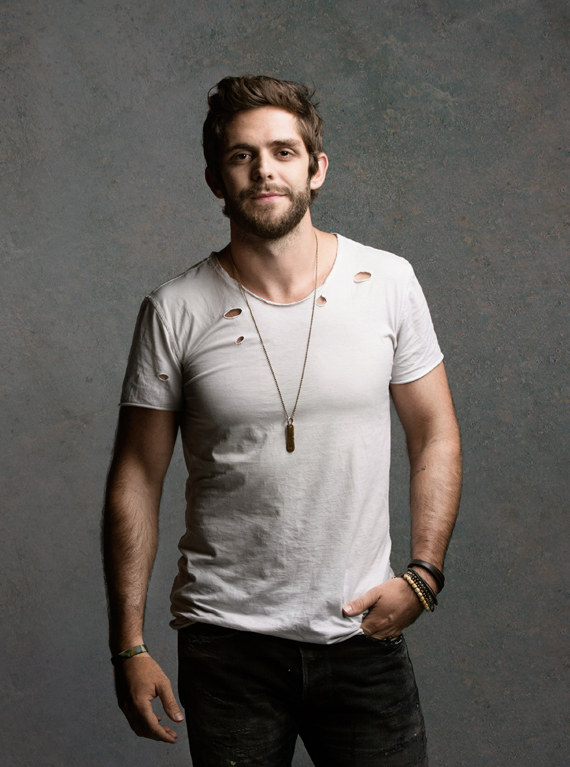 Thomas Rhett Photo Credit: John Shearer