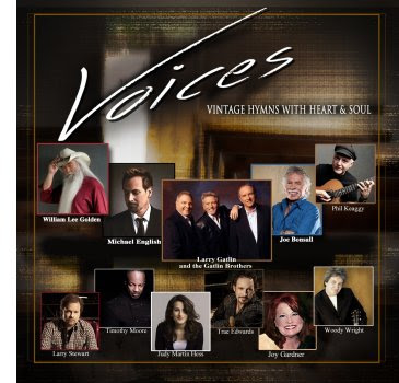 voices hymns album