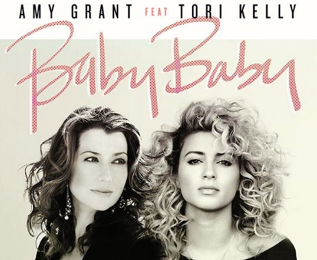 Amy Grant Tori Kelly