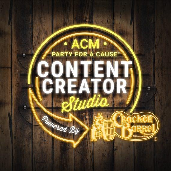 Cracker Barrel Content Creator Studio