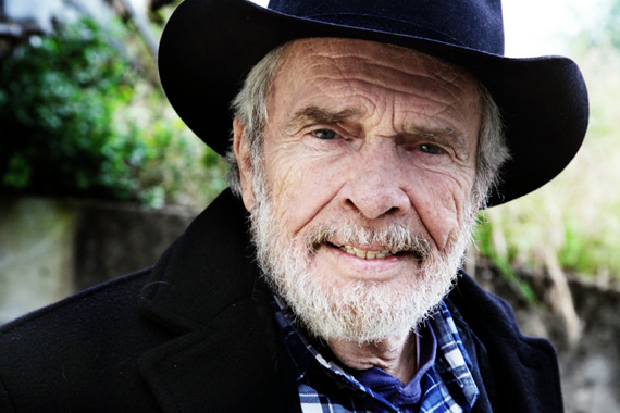 Merle Haggard. Photo: Myriam Santos