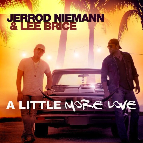 Jerrod Niemann and Lee Brice cover