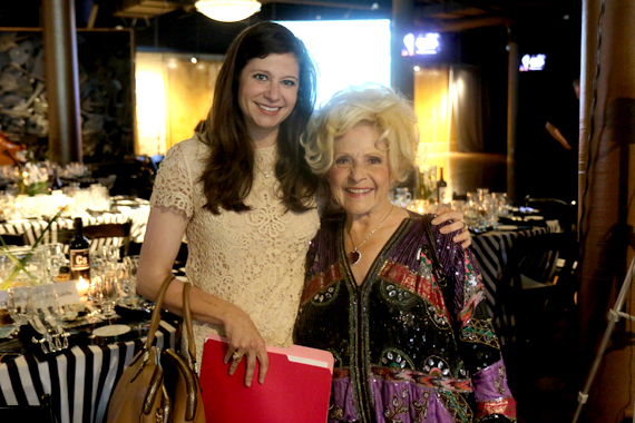 Brenda Lee poses with granddaughter Tracy Hatton