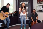 "Exclusive: Alyssa Micaela's ""Getaway Car"" Leads To Nashville"