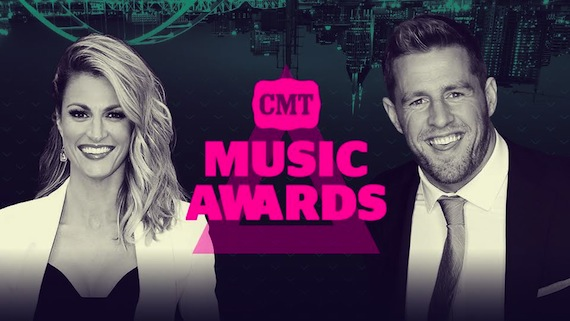 CMT Awards hosts