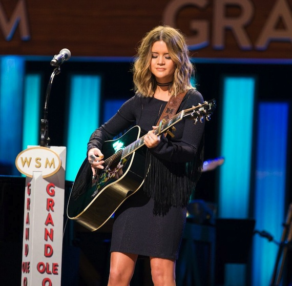 Maren Morris. Photo: Rachael Black/Grand Ole Opry