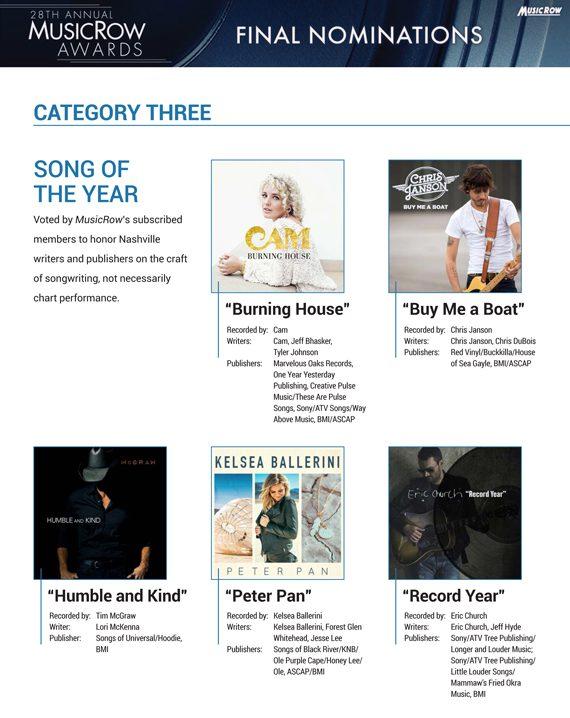 MusicRowAwards2016_categories_SongYear
