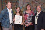 Belmont Student Katie Pruitt Earns BMI Foundation Scholarship