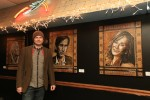 Songwriter Ray Stephenson Exhibits Paintings At Bluebird Café