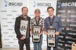 Three ASCAP Songwriters Celebrate First No. 1 Singles