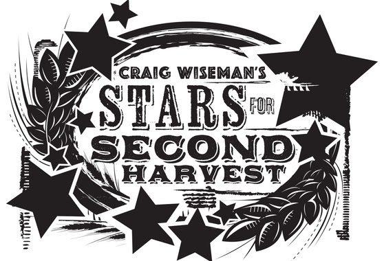 Stars For Second Harvest Logo
