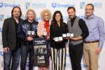 Little Big Town Accepts No. 1 Challenge Coins From 'MusicRow'