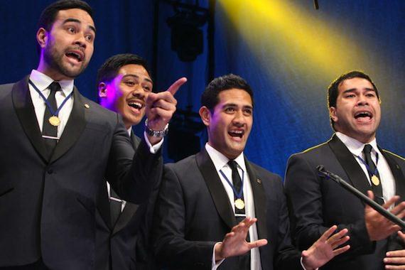 Musical Island Boys Quartet