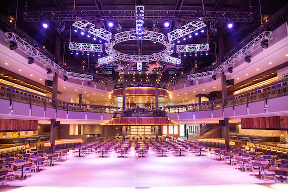 Wildhorse Saloon. Photo: Chad Lee Photography