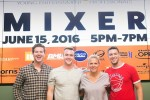 In Pictures: YEP Mixer At BMI