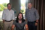 Alexander Palmer Signs With BMI, Accepts MusicRow No. 1 Challenge Coin