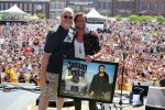 Plaques Presented To Canaan Smith, Locash, Nitty Gritty Dirt Band At CMA Music Festival
