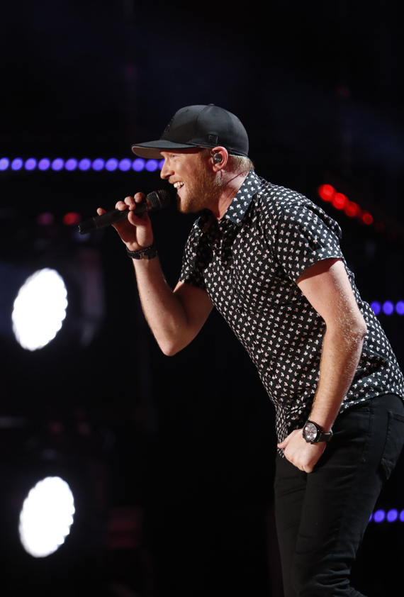 Cole Swindell . Photo: John Russell