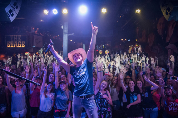 Dustin Lynch. Photo: Courtesy of L3 Entertainment/FlyHi Films